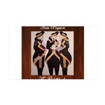 The Goldblacks CD design - Tom Pogson Decal Wall S