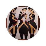 The Goldblacks CD design - Tom Pogson 3.5
