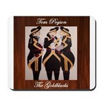 The Goldblacks CD design - Tom Pogson Mousepad