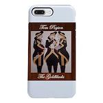 The Goldblacks CD design - Tom Pogson iPhone 8/7 P