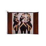 The Goldblacks CD design - Tom Pogson Makeup Bag