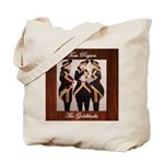 The Goldblacks CD design - Tom Pogson Tote Bag