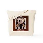 The Goldblacks CD design - Tom Pogson Tote Bag