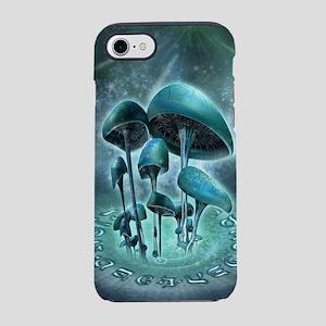 Mystic Mushrooms iPhone 7 Tough Case