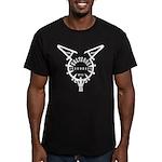 Volterra Ironworks Men's Fitted T-Shirt (dark)