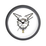 Volterra Ironworks Wall Clock
