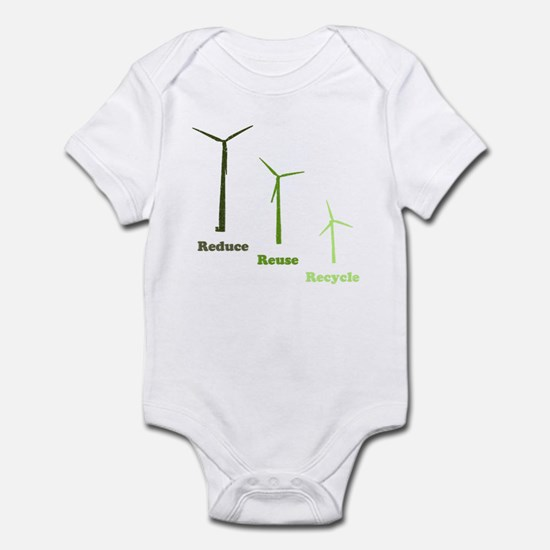 Wind Energy 3R's Infant Bodysuit