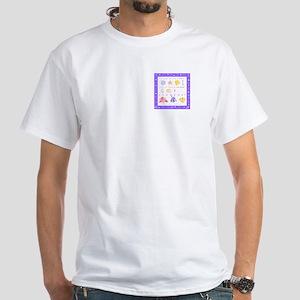 MT FINAL handrawn BORDER T-Shirt