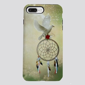 Dove Dreamcatcher iPhone 7 Plus Tough Case