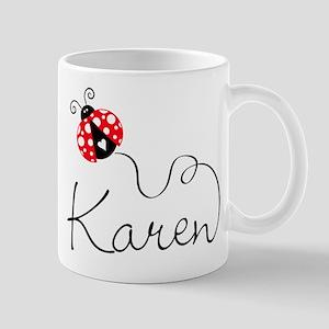 Ladybug Karen Mug