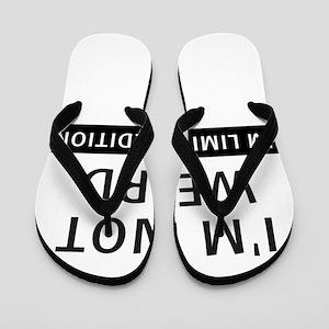 limited edition Flip Flops