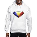 Super Pinoy Hooded Sweatshirt