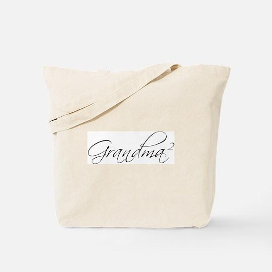 Grandma Squared Tote Bag
