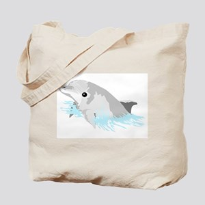 Beautiful Dolphin! Tote Bag