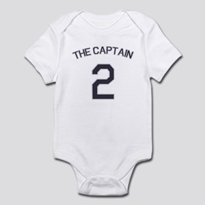 #2 - The Captain Infant Bodysuit