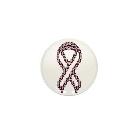 Breast Cancer Mini Button