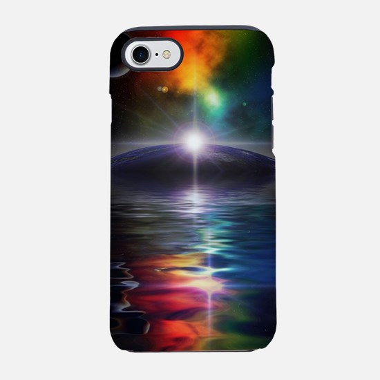 Deep Space Fantasy iPhone 7 Tough Case