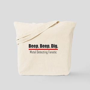 Beep Beep Dig Tote Bag