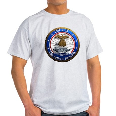 USS John C. Stennis CVN 74 USS Navy Ship Light T-S