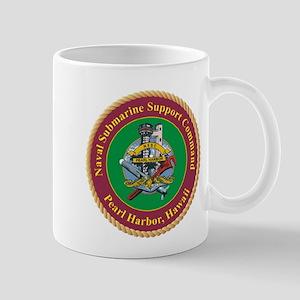 Naval Submarine Support Command Pearl Harbor Mug