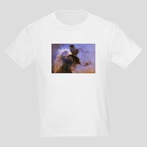 Eagle Nebula Kids T-Shirt