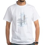 Houses of Parliament Drawing T-Shirt