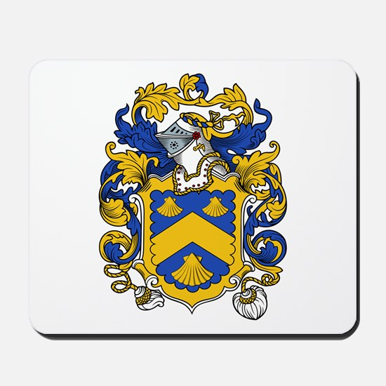 Colby Coat of Arms Mousepad