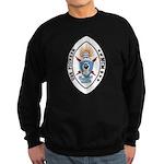 USS Pioneer MCM 9 US Navy Ship Sweatshirt (dark)