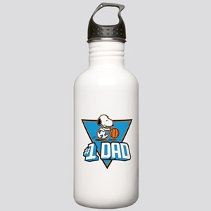 Peanuts' Father's Day Water Bottle