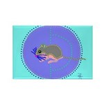 Mouse Rectangle Magnet (100 pack)