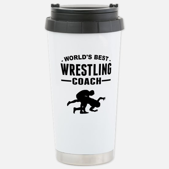 Unique Worlds best coach Travel Mug