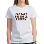 Fantasy Football Phenom Women's T-Shirt