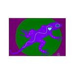 Lizard Rectangle Magnet (100 pack)