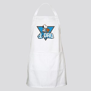 Peanuts' Father's Day Light Apron