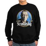 Igor Stravinsky Sweatshirt (dark)