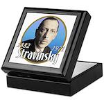 Igor Stravinsky Keepsake Box