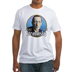 Igor Stravinsky Fitted T-Shirt