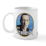 Igor Stravinsky Mug