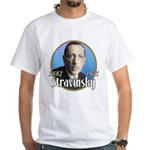 Igor Stravinsky White T-Shirt