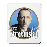 Igor Stravinsky Mousepad