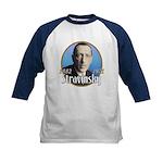 Igor Stravinsky Kids Baseball Jersey