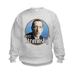 Igor Stravinsky Kids Sweatshirt