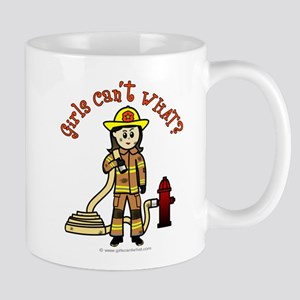 Personalized Firefighter Mug