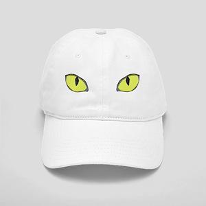 Halloween Cat's Eye Cap