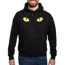 Halloween Cat's Eye Hoodie (dark)