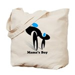 Mama's Boy Tote Bag