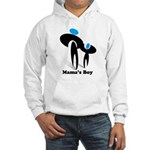 Mama's Boy Hooded Sweatshirt