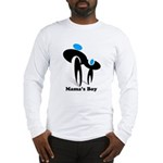 Mama's Boy Long Sleeve T-Shirt
