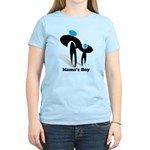 Mama's Boy Women's Light T-Shirt