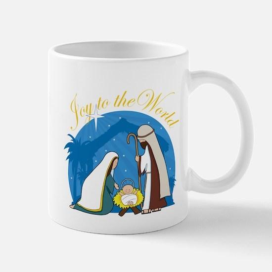 Nativity Scene Mug